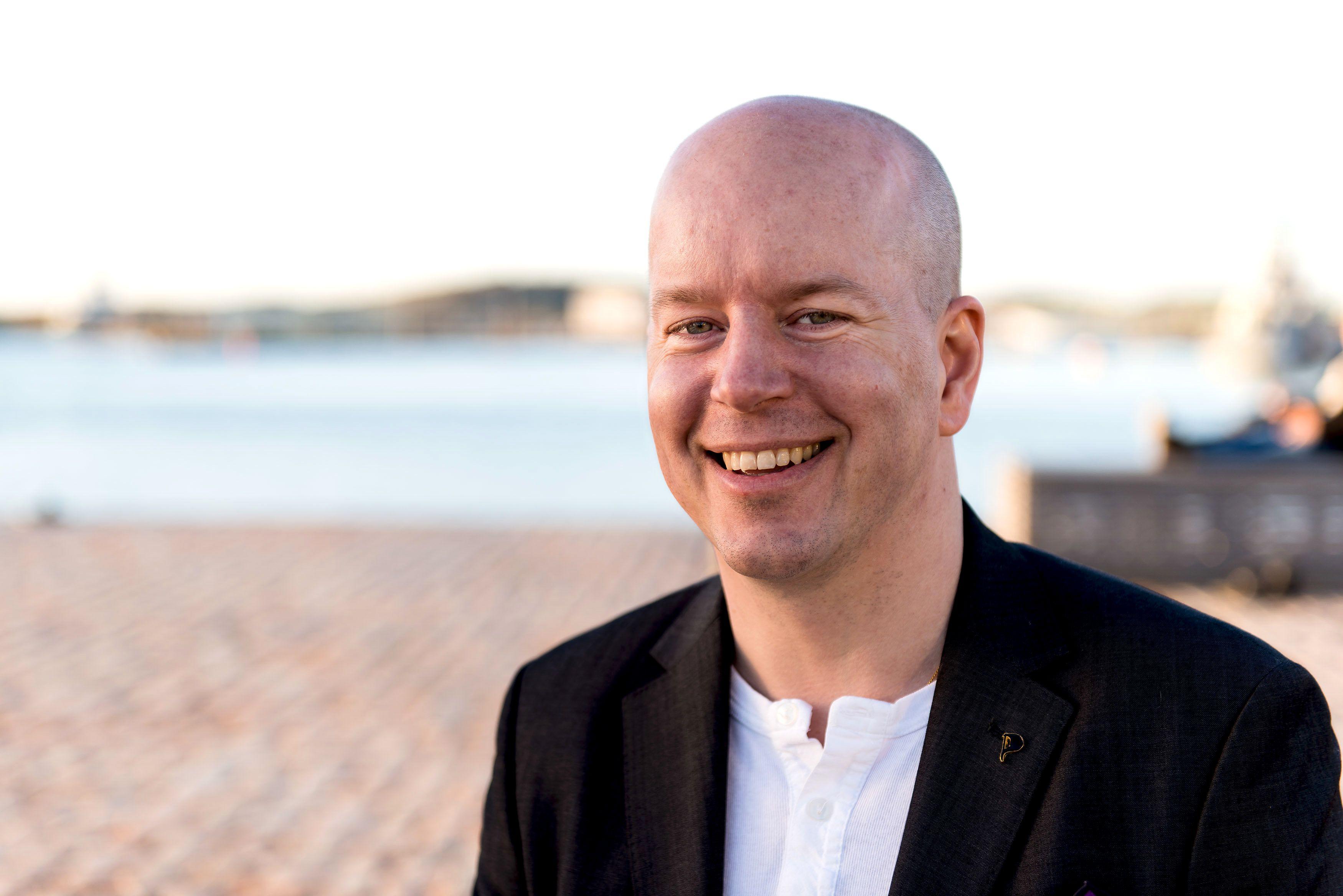 Intervju med Magnus Andersson