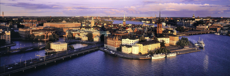 Piratfika i Stockholm