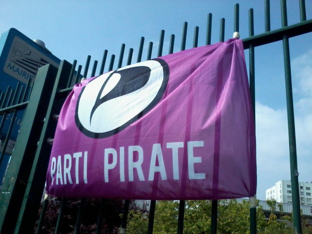 Franska valframgångar för Piratpartiet