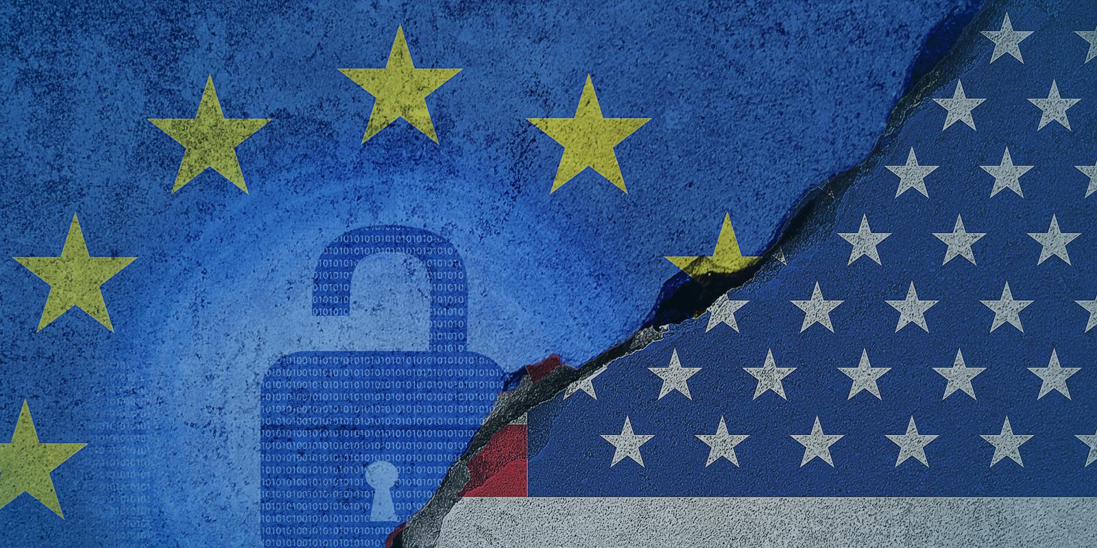 EU och USA förhandlar om ersättning till Privacy Shield
