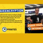 Parlamentsdebatt om Ylva Johanssons attack på kryptering