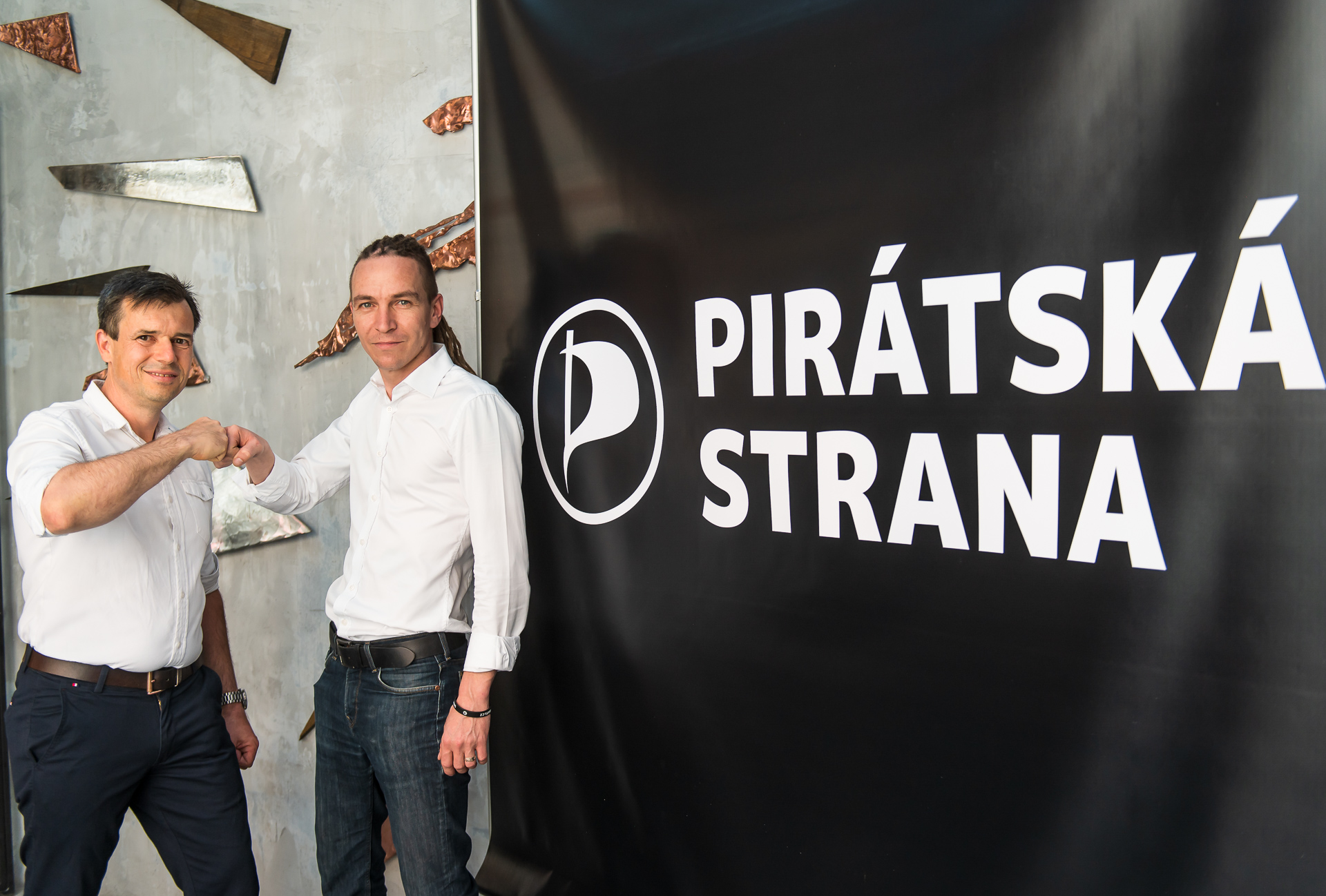 Piraterna gör anspråk på premiärministerposten i Tjeckien 2021